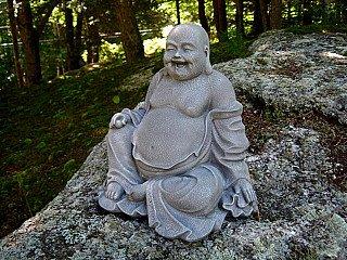 Ho Thai Buddha Figur