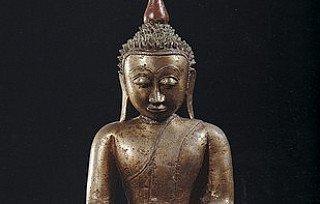 Toungoo Buddha statue