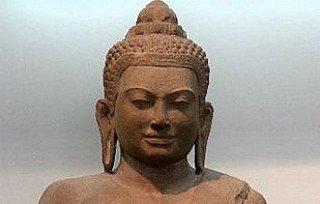 Mon Buddhafigur