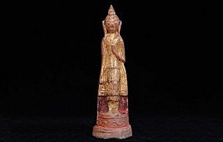Thai Buddha Amulets for good fortune