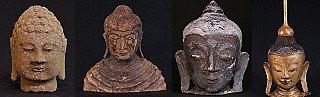 Ushnisha - Crown of Lord Buddha