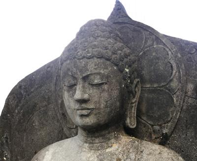 Lavastenen Boeddhabeelden