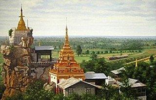 Burmese Asian Arts