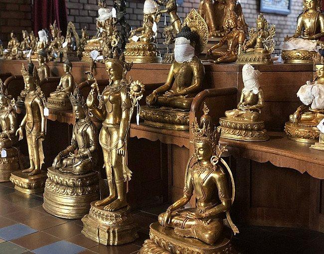 nepalese boeddhabeelden