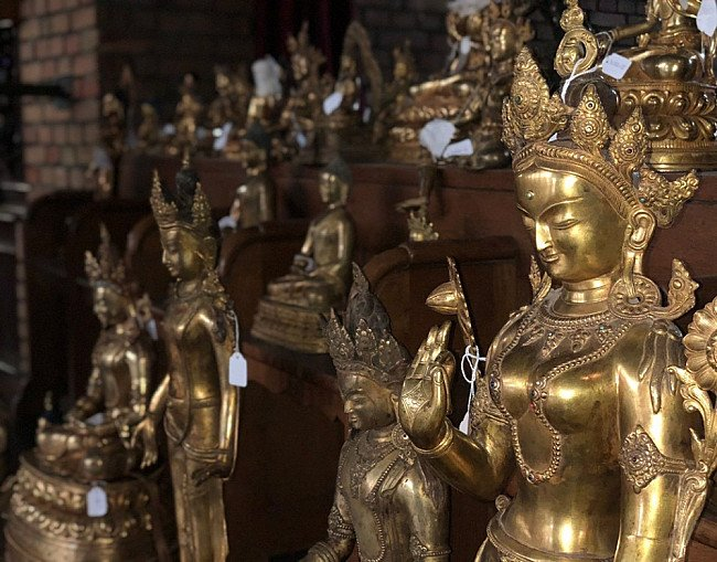 nepal boeddha beelden
