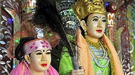 Birmanische Nats