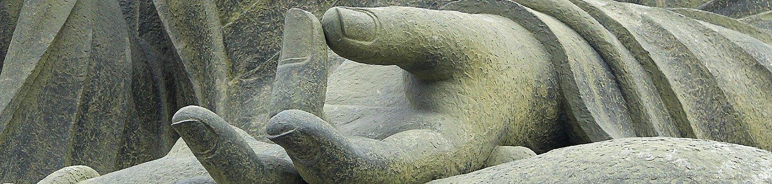 Mudras - Buddha hand positions