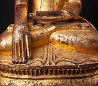 Mudra's: Boeddhistische handgebaren