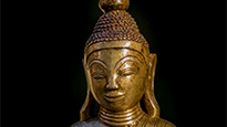 Shan Buddha statues