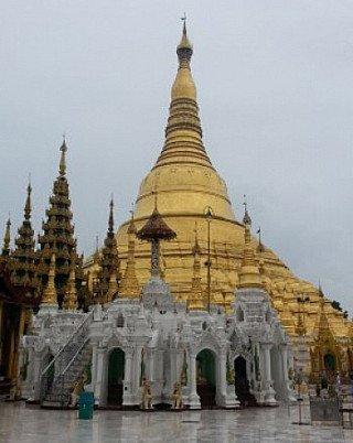 Swedagon pagode