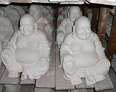 Porcelain Buddhas from China