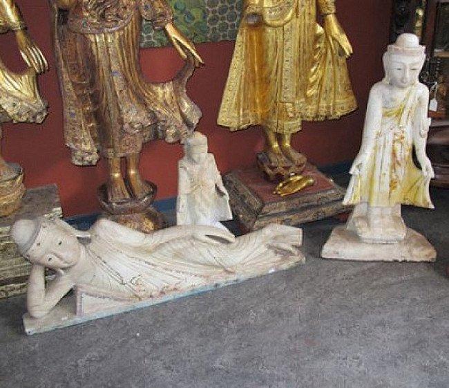 Shan Boeddhabeelden