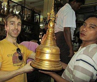 Antique pagoda0