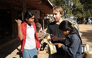 Trip to Burma