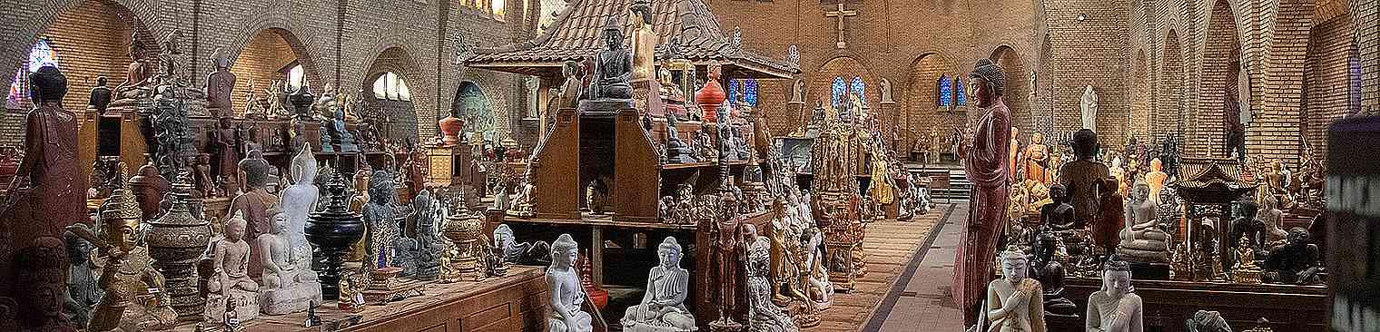 Boeddhabeelden gallerij