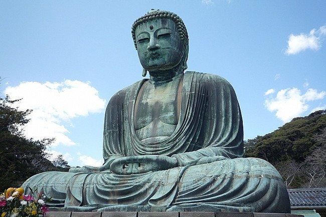 Japan Buddha Statues
