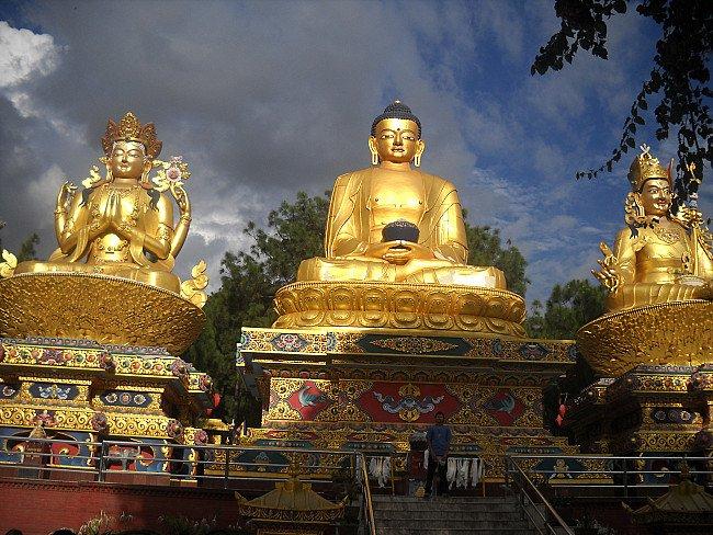 Nepal Buddha Statues