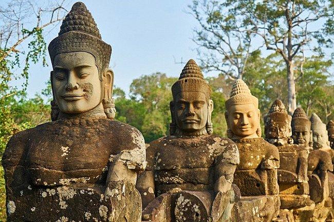 Buddha Buddhism Cambodie