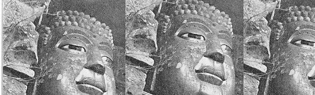 Rongxian Giant Buddha Statue