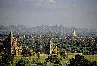 Bagan in Burma