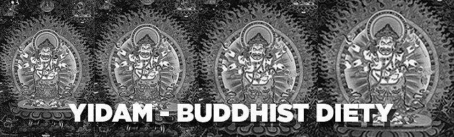 Buddhist deity: Yidam