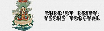 Buddhist deity: Yeshe Tsogyal