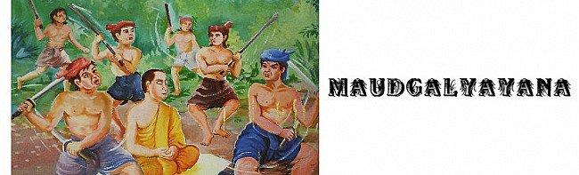 Maudgalyayana