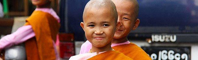 Etiquettes of Burmese Buddhists