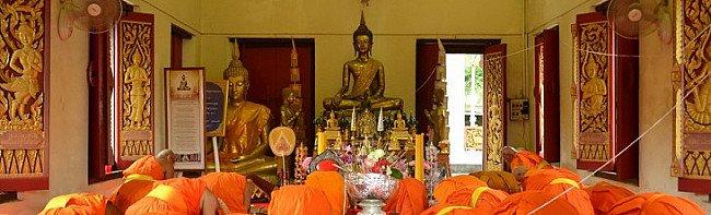 Burmese Buddhist Traditions