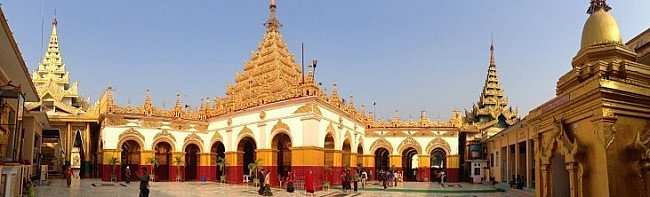 Mahamuni Buddha Temple: a Buddhist Pilgrimage site in Burma