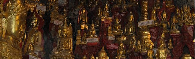 Pindaya Caves: a Buddhist pilgrimage site in Burma