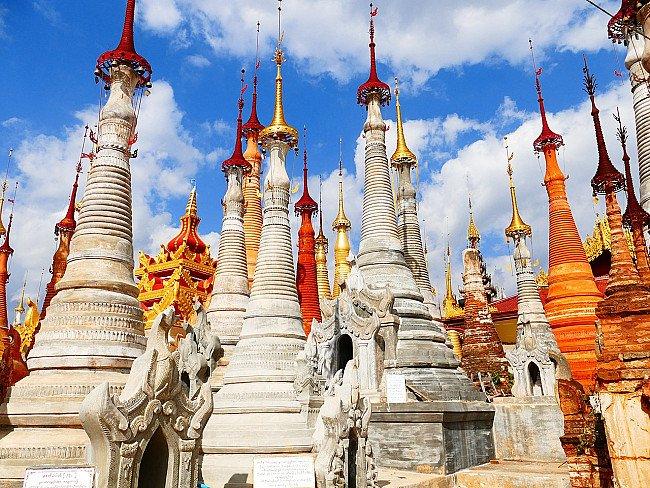 historical myanmar