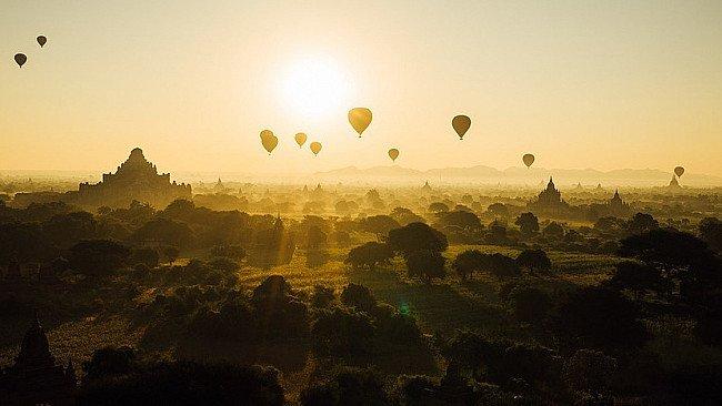 Bagan in Myanmar