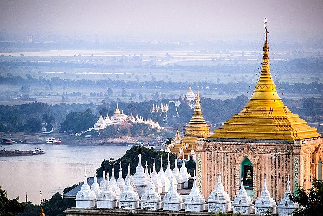 Mandalay in Burma