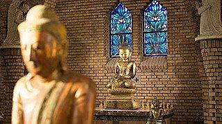 Myanmar Buddha Statues