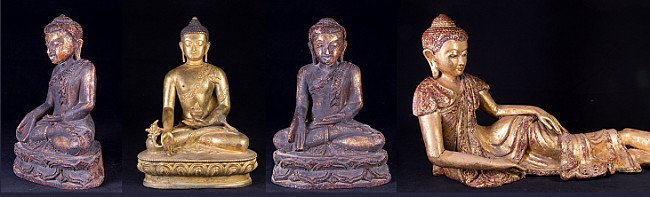 Iconography of Buddha Statues