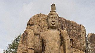 Avukana Statue from Srilanka