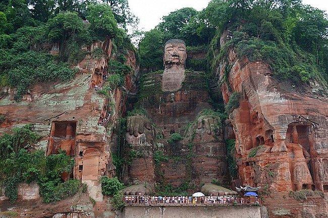 Leshan Giant Buddha, Sichuan Province