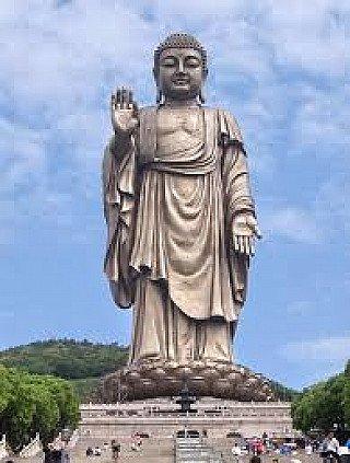Lingshan Grand Buddha, Wuxi, Jiangsu Province