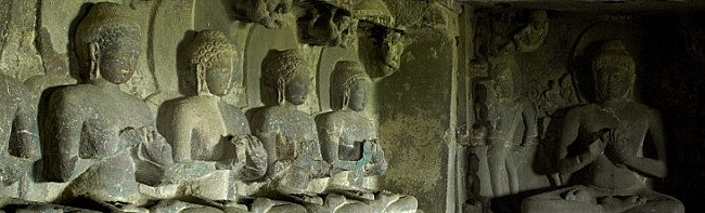Buddhist Cave in Ellora