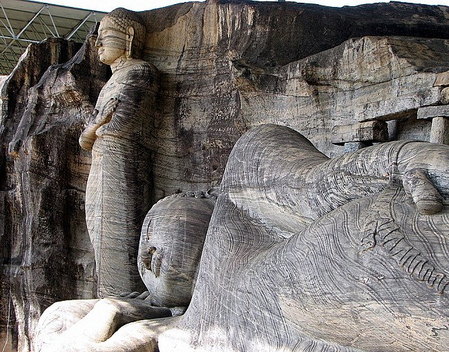 Gal Viharaya: Rock temple of Srilanka