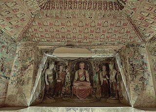 dunhuang-grottoes