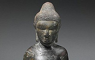 Pyu Buddha Statue