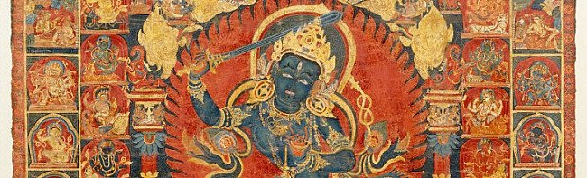 Buddhist deity: Acala