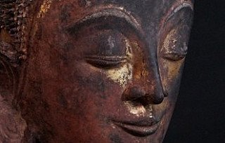 Meaning behind the Buddha heads
