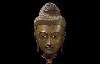antique-buddha-head
