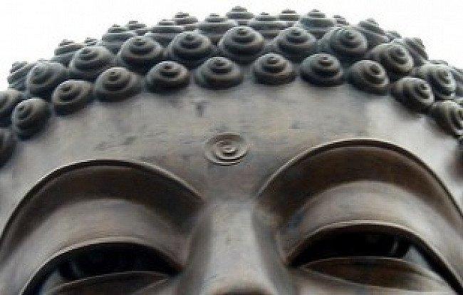Thai Buddha Heads
