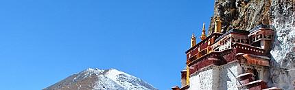 Drak Yerpa: a Buddhist Pilgrimage site in Tibet