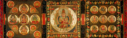 Tantra techniques in Vajrayana Buddhism