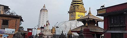 Oldest pilgrimage site of Nepal: Swayambhunath